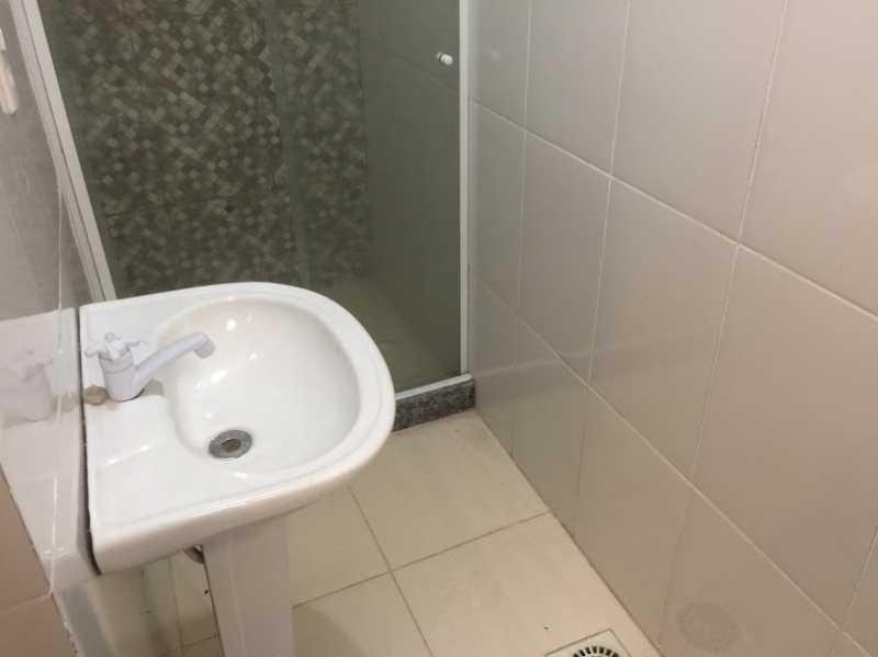 06- banheiro social - Casa de Vila à venda Rua Leopoldina Rego,Olaria, Rio de Janeiro - R$ 160.000 - VPCV10040 - 7