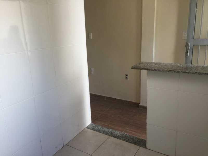 18 - cozinha - Casa de Vila à venda Rua Leopoldina Rego,Olaria, Rio de Janeiro - R$ 160.000 - VPCV10040 - 19