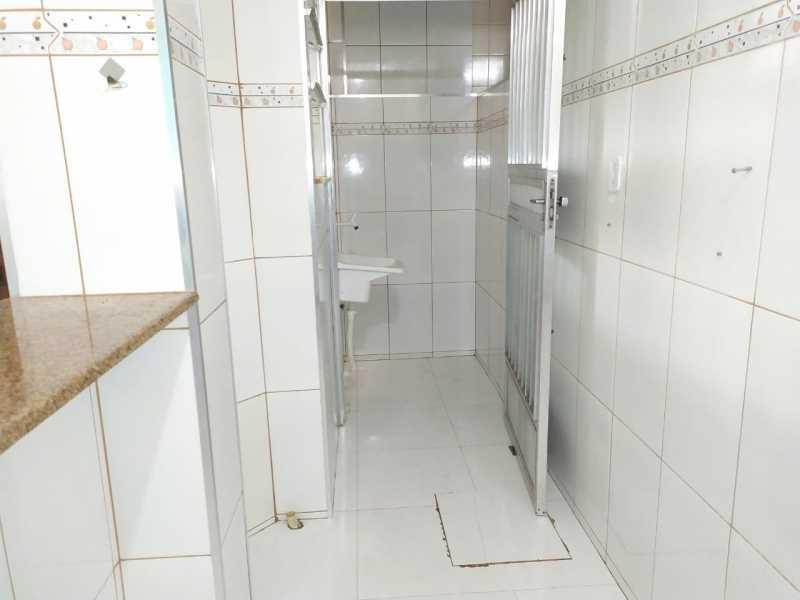 Área de serviço. - Apartamento 2 quartos à venda Penha, Rio de Janeiro - R$ 140.000 - VPAP21807 - 26