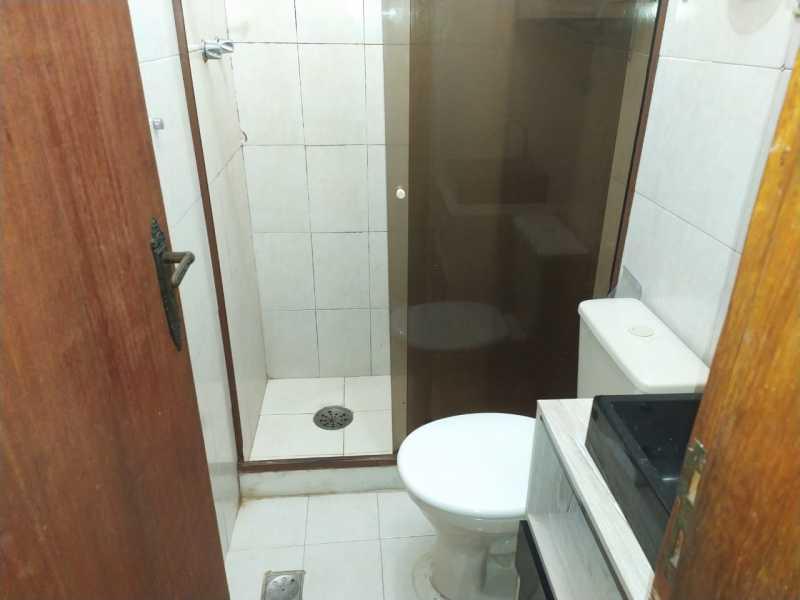 Banheiro.. - Apartamento 2 quartos à venda Penha, Rio de Janeiro - R$ 140.000 - VPAP21807 - 11