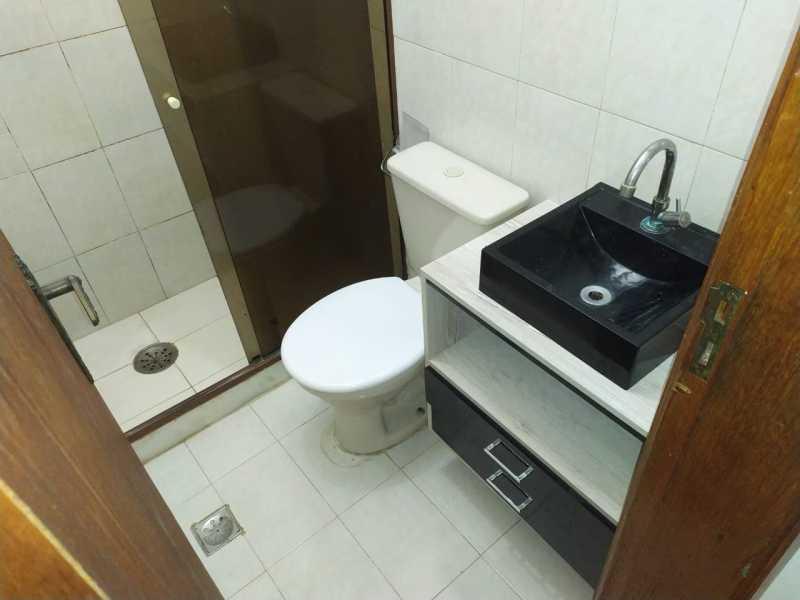 Banheiro - Apartamento 2 quartos à venda Penha, Rio de Janeiro - R$ 140.000 - VPAP21807 - 13
