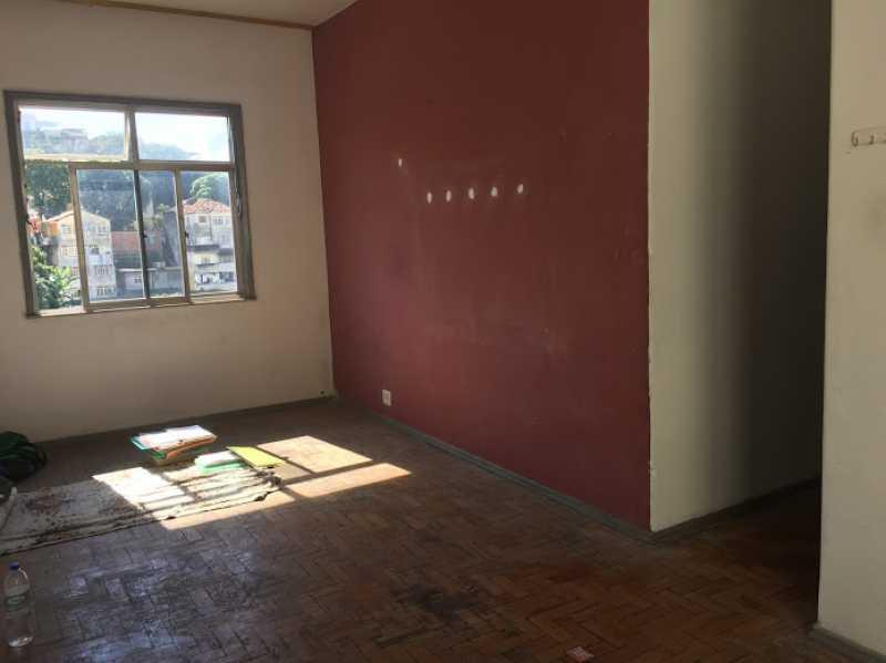 08- sala - Apartamento à venda Rua Surui,Braz de Pina, Rio de Janeiro - R$ 165.000 - VPAP21808 - 9