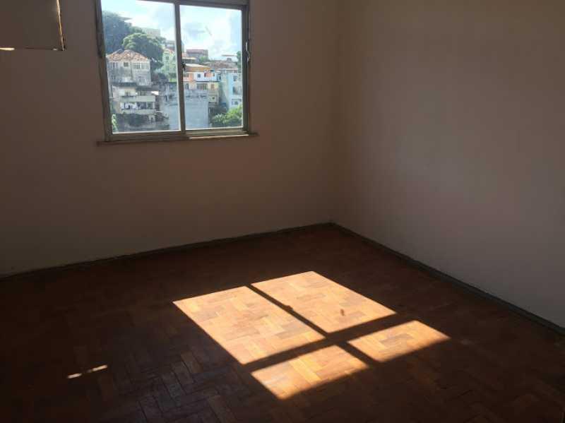 11- quarto c. - Apartamento à venda Rua Surui,Braz de Pina, Rio de Janeiro - R$ 165.000 - VPAP21808 - 12