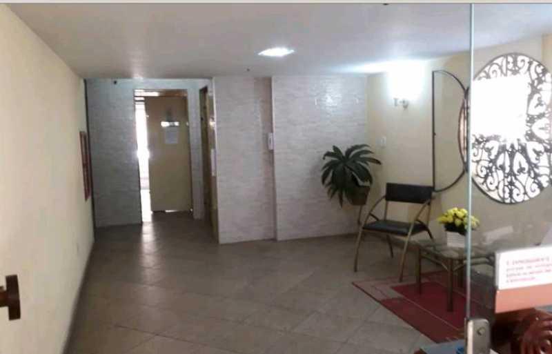 02 -Recepção prédio - Apartamento 2 quartos à venda Madureira, Rio de Janeiro - R$ 255.000 - VPAP21809 - 3