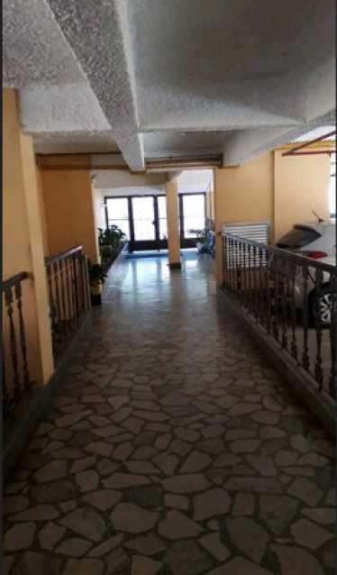 07 -Hall entrada prédio - Apartamento 2 quartos à venda Madureira, Rio de Janeiro - R$ 255.000 - VPAP21809 - 9