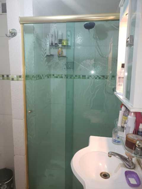 13- banheiro - Apartamento 2 quartos à venda Madureira, Rio de Janeiro - R$ 255.000 - VPAP21809 - 15