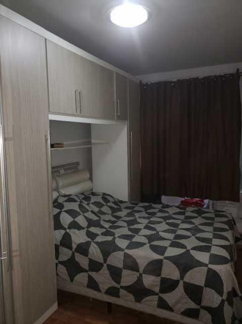 15- quarto casal - Apartamento 2 quartos à venda Madureira, Rio de Janeiro - R$ 255.000 - VPAP21809 - 17