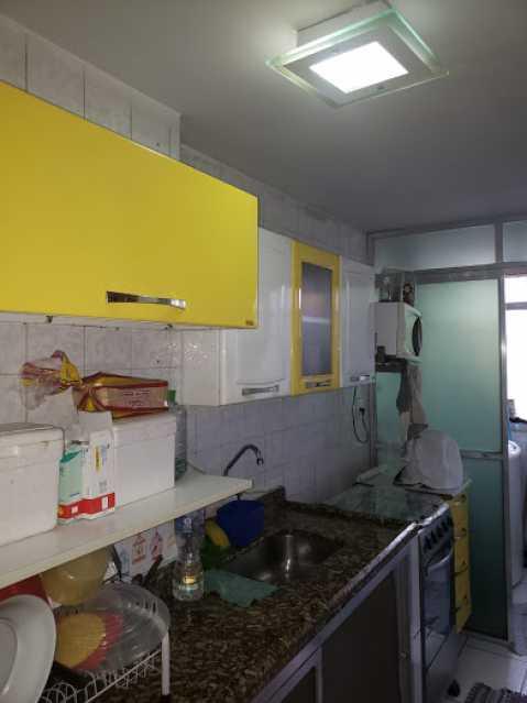 18- cozinha - Apartamento 2 quartos à venda Madureira, Rio de Janeiro - R$ 255.000 - VPAP21809 - 20