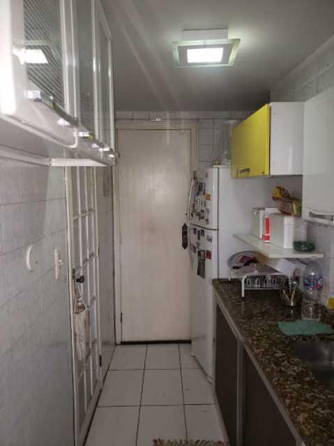19- cozinha - Apartamento 2 quartos à venda Madureira, Rio de Janeiro - R$ 255.000 - VPAP21809 - 21