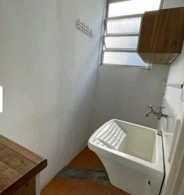 Area de serviço - Apartamento 2 quartos à venda Copacabana, Rio de Janeiro - R$ 640.000 - VPAP21810 - 14