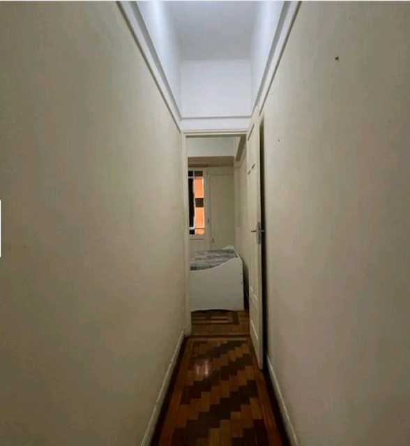 Circulação - Apartamento 2 quartos à venda Copacabana, Rio de Janeiro - R$ 640.000 - VPAP21810 - 6