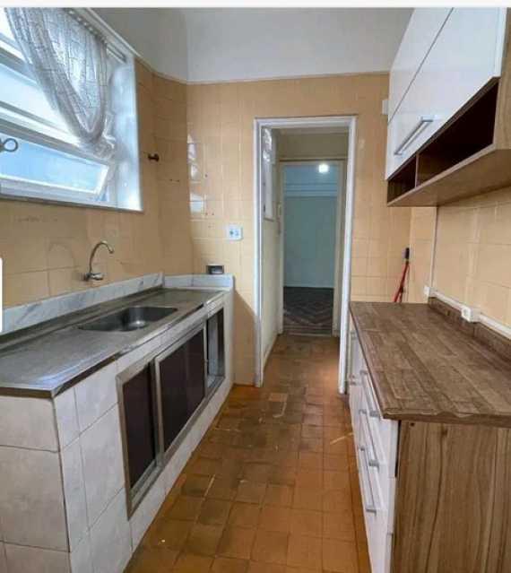 Cozinha - Apartamento 2 quartos à venda Copacabana, Rio de Janeiro - R$ 640.000 - VPAP21810 - 13