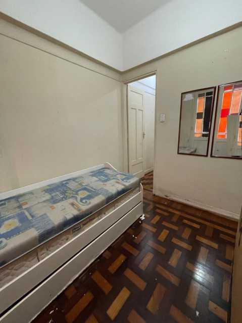 Quarto 1. - Apartamento 2 quartos à venda Copacabana, Rio de Janeiro - R$ 640.000 - VPAP21810 - 9