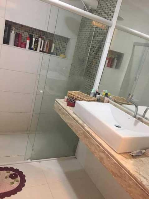 03- banheiro social - Apartamento à venda Rua Boa Viagem,Braz de Pina, Rio de Janeiro - R$ 265.000 - VPAP30478 - 7