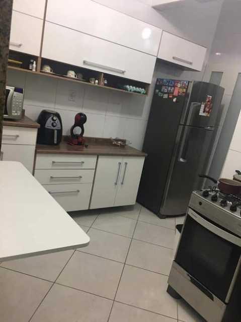 09- cozinha - Apartamento à venda Rua Boa Viagem,Braz de Pina, Rio de Janeiro - R$ 265.000 - VPAP30478 - 10