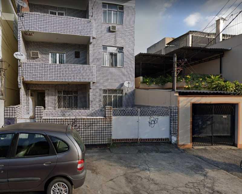 10- fachada - Apartamento à venda Rua Boa Viagem,Braz de Pina, Rio de Janeiro - R$ 265.000 - VPAP30478 - 11