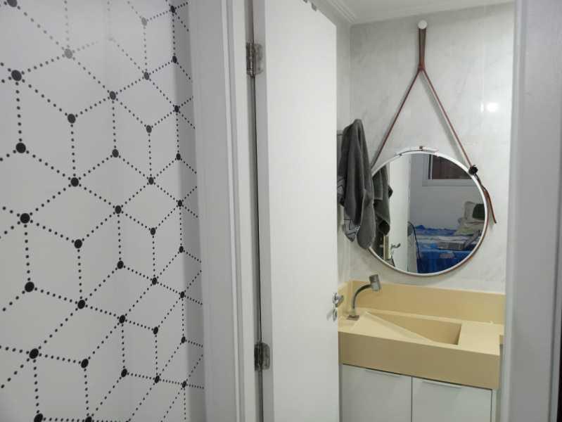 banheiro suíte. - Apartamento 2 quartos à venda Penha, Rio de Janeiro - R$ 400.000 - VPAP21815 - 10