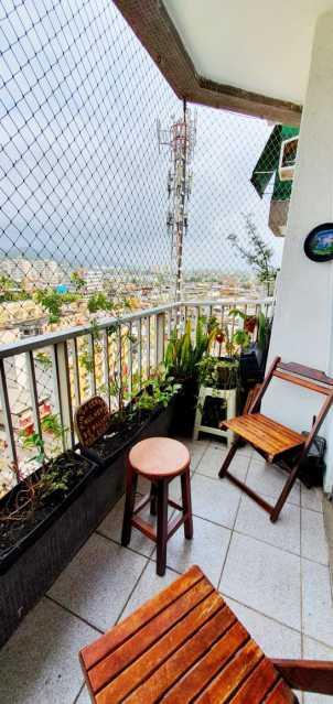 fto15 - Apartamento à venda Rua Agostinho Barbalho,Madureira, Rio de Janeiro - R$ 350.000 - VPAP21816 - 9