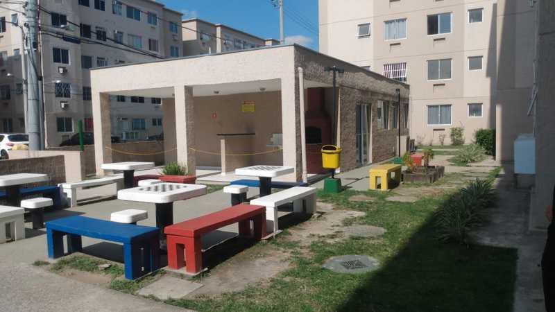 fto18 - Apartamento à venda Avenida Chrisóstomo Pimentel de Oliveira,Anchieta, Rio de Janeiro - R$ 145.000 - VPAP21818 - 19