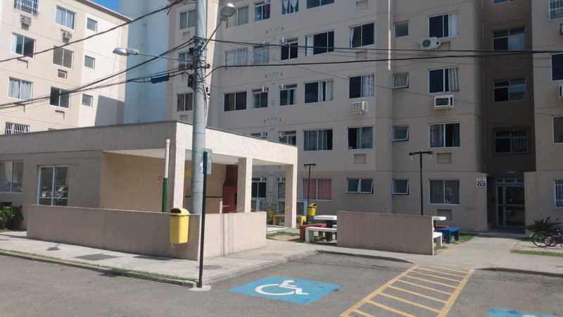 fto20 - Apartamento à venda Avenida Chrisóstomo Pimentel de Oliveira,Anchieta, Rio de Janeiro - R$ 145.000 - VPAP21818 - 20