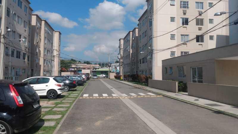 fto21 - Apartamento à venda Avenida Chrisóstomo Pimentel de Oliveira,Anchieta, Rio de Janeiro - R$ 145.000 - VPAP21818 - 25