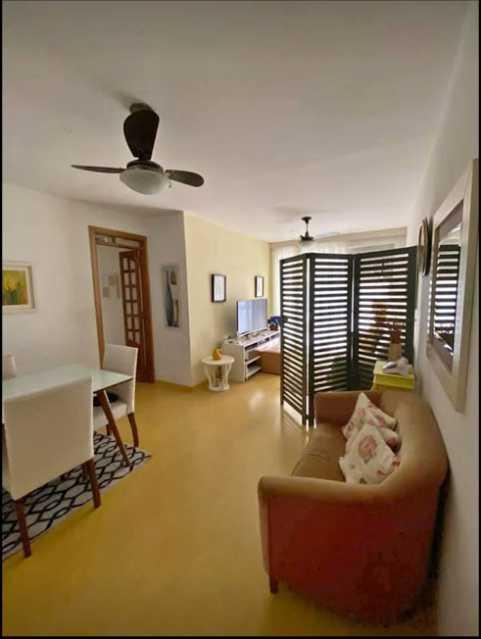 02- Sala - Apartamento 3 quartos à venda Tijuca, Rio de Janeiro - R$ 610.000 - VPAP30481 - 3