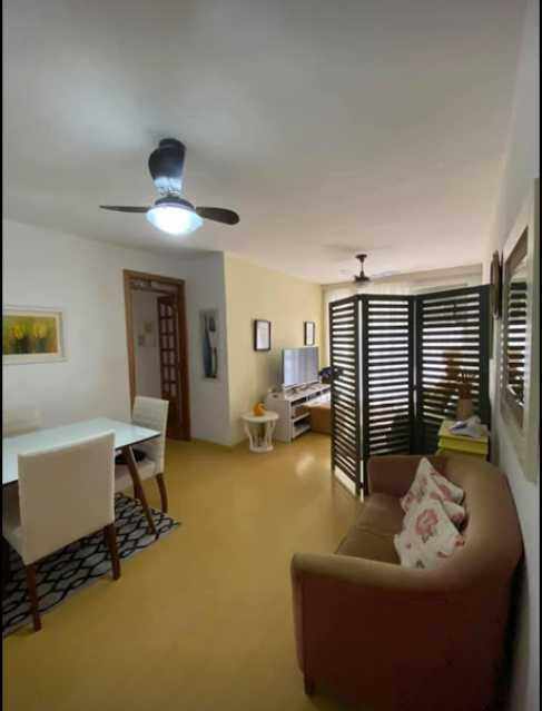 03- Sala - Apartamento 3 quartos à venda Tijuca, Rio de Janeiro - R$ 610.000 - VPAP30481 - 4