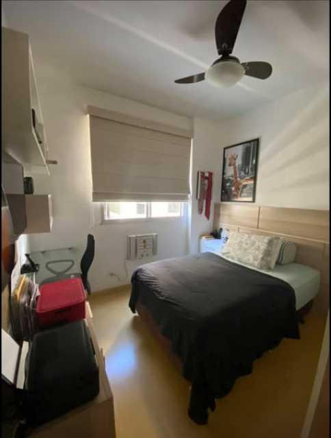 11- Quarto C. - Apartamento 3 quartos à venda Tijuca, Rio de Janeiro - R$ 610.000 - VPAP30481 - 12