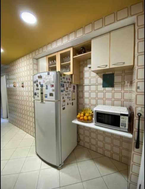 18- Cozinha - Apartamento 3 quartos à venda Tijuca, Rio de Janeiro - R$ 610.000 - VPAP30481 - 19