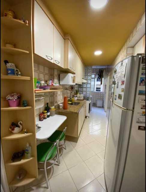 19- Cozinha - Apartamento 3 quartos à venda Tijuca, Rio de Janeiro - R$ 610.000 - VPAP30481 - 20