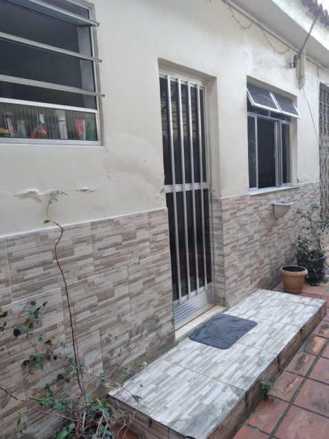 1-fachada - Casa de Vila à venda Rua Maragogi,Penha, Rio de Janeiro - R$ 140.000 - VPCV20083 - 1