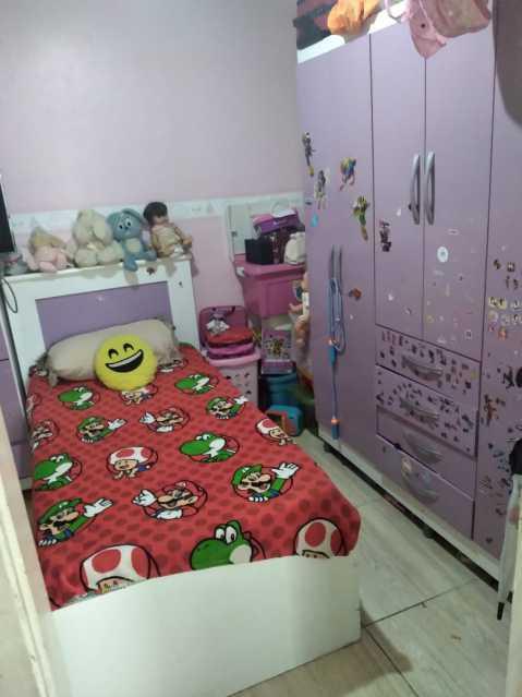 6-quarto - Casa de Vila à venda Rua Maragogi,Penha, Rio de Janeiro - R$ 140.000 - VPCV20083 - 7