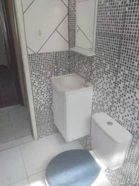 13- banheiro social - Apartamento à venda Rua Reginaldo Pardelha,Cachambi, Rio de Janeiro - R$ 220.000 - VPAP21838 - 14