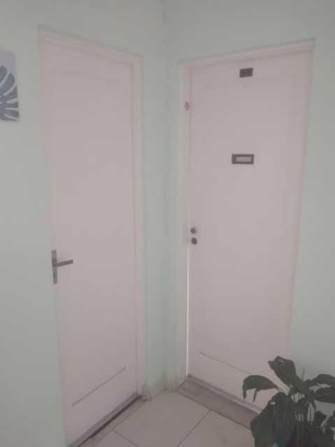 22- hall predio - Apartamento à venda Rua Reginaldo Pardelha,Cachambi, Rio de Janeiro - R$ 220.000 - VPAP21838 - 23