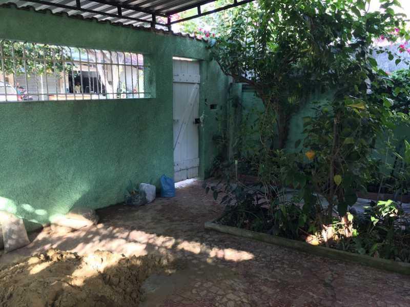 04- garagem - Casa à venda Rua Graúna,Braz de Pina, Rio de Janeiro - R$ 550.000 - VPCA40083 - 5