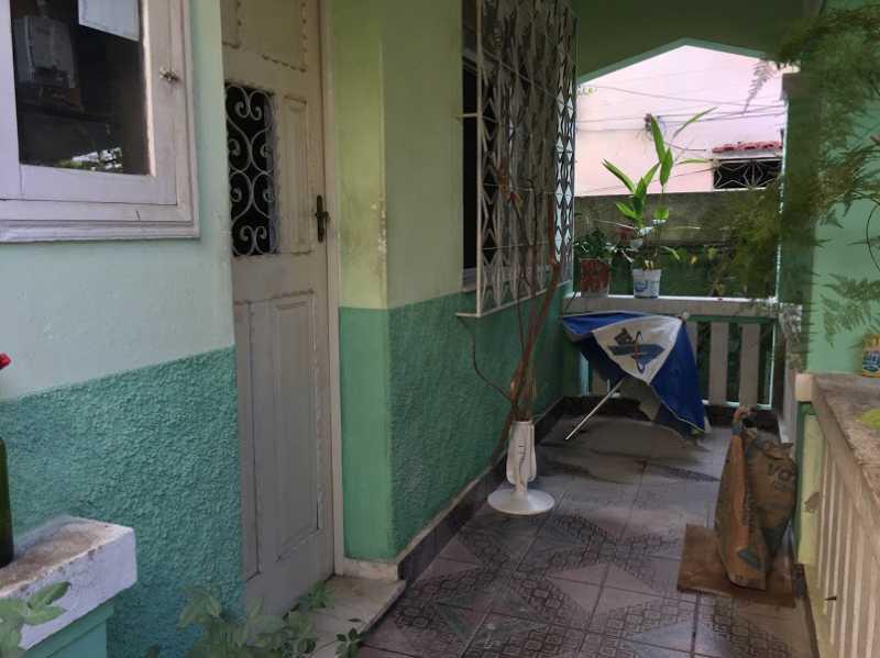 05- varanda - Casa à venda Rua Graúna,Braz de Pina, Rio de Janeiro - R$ 550.000 - VPCA40083 - 6