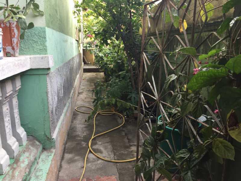 06- lateral - Casa à venda Rua Graúna,Braz de Pina, Rio de Janeiro - R$ 550.000 - VPCA40083 - 7
