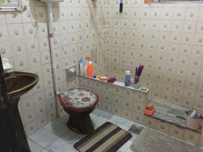 26- banheiro social - Casa à venda Rua Graúna,Braz de Pina, Rio de Janeiro - R$ 550.000 - VPCA40083 - 27