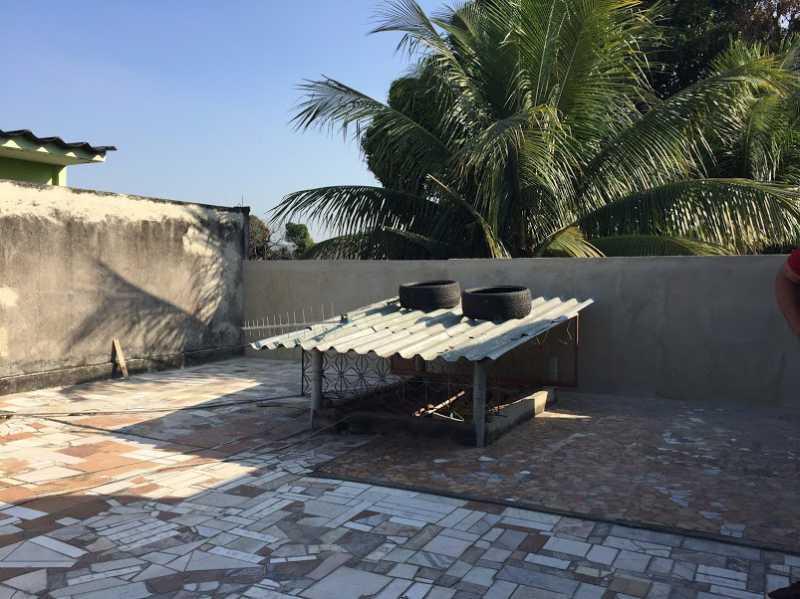 29- terraço - Casa à venda Rua Graúna,Braz de Pina, Rio de Janeiro - R$ 550.000 - VPCA40083 - 30