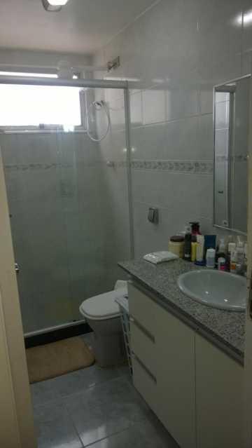 Banheiro - Apartamento 2 quartos à venda Cachambi, Rio de Janeiro - R$ 245.000 - VPAP21843 - 13