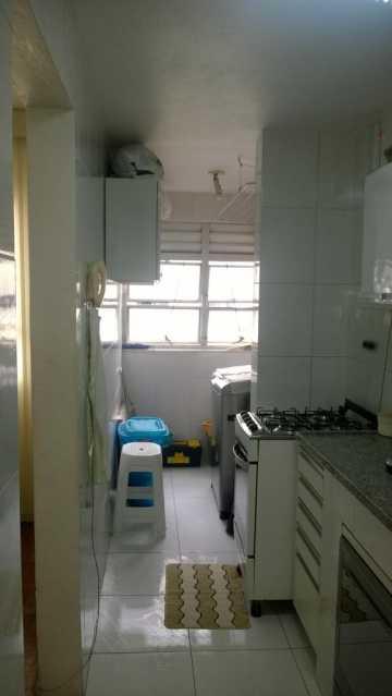 Cozinha - Apartamento 2 quartos à venda Cachambi, Rio de Janeiro - R$ 245.000 - VPAP21843 - 12