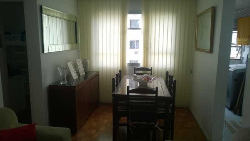 Sala de jantar  - Apartamento 2 quartos à venda Cachambi, Rio de Janeiro - R$ 245.000 - VPAP21843 - 5