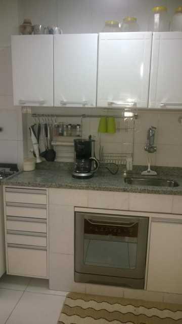 Cozinha - Apartamento 2 quartos à venda Cachambi, Rio de Janeiro - R$ 245.000 - VPAP21843 - 10