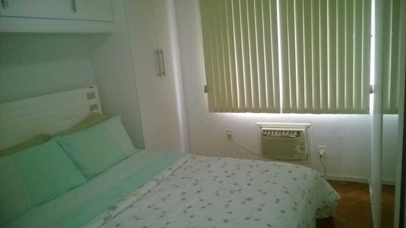 Quarto 1 - Apartamento 2 quartos à venda Cachambi, Rio de Janeiro - R$ 245.000 - VPAP21843 - 6