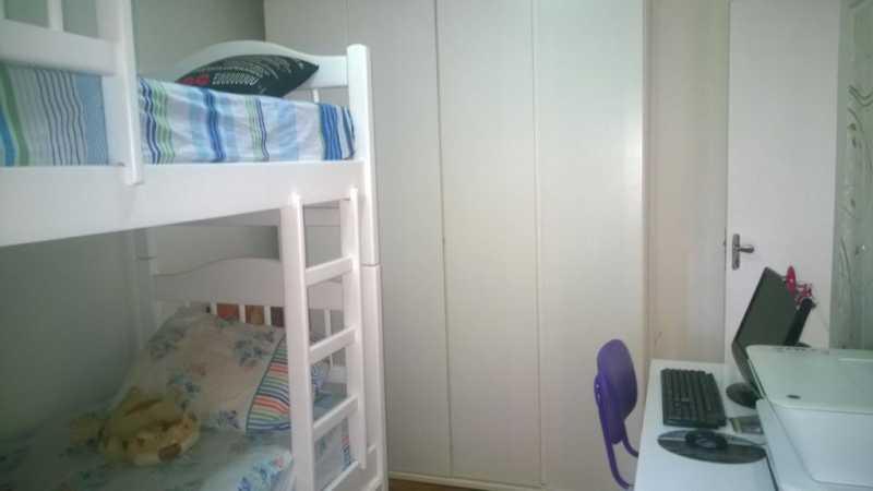 Quarto 2 - Apartamento 2 quartos à venda Cachambi, Rio de Janeiro - R$ 245.000 - VPAP21843 - 8