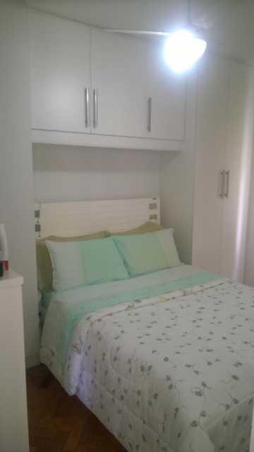 Quarto 1 - Apartamento 2 quartos à venda Cachambi, Rio de Janeiro - R$ 245.000 - VPAP21843 - 7