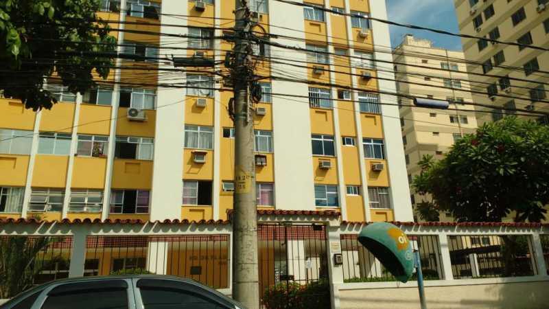 Fachada - Apartamento 2 quartos à venda Cachambi, Rio de Janeiro - R$ 245.000 - VPAP21843 - 1