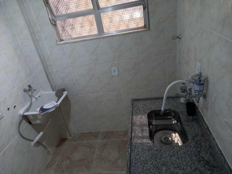 17 - Apartamento 2 quartos para alugar Tomás Coelho, Rio de Janeiro - R$ 900 - VPAP21845 - 18