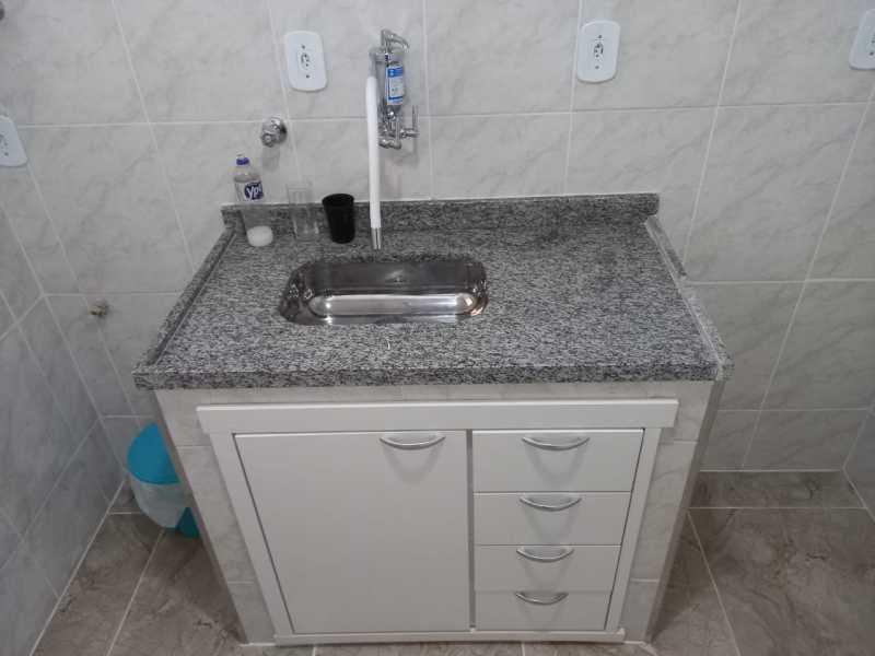 21 - Apartamento 2 quartos para alugar Tomás Coelho, Rio de Janeiro - R$ 900 - VPAP21845 - 22