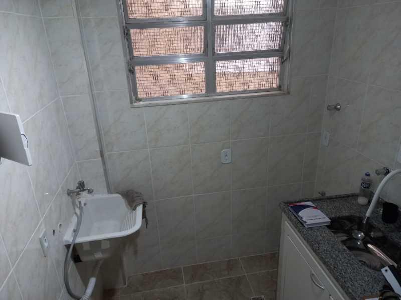 22 - Apartamento 2 quartos para alugar Tomás Coelho, Rio de Janeiro - R$ 900 - VPAP21845 - 23